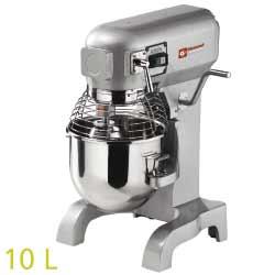 Blandningsmaskin 10 liter BM-10AT/N, 3 hastigheter