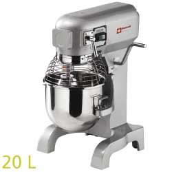 Blandningsmaskin 20 liter BM-20AT/N, 3 hastigheter