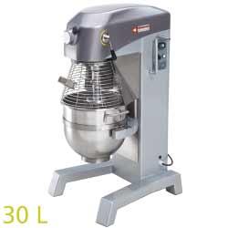 Blandningsmaskin 30 liter BM-30AT/N, 3 hastigheter