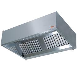 Väggkåpa Gastro CGL5000 5000x950x400