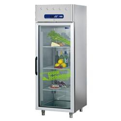 Kylskåp med glasdörr 700 liter - AD1N/LG 750x820x2025