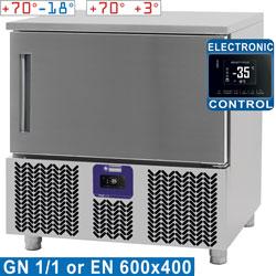 Nedkylningsskåp 5xGN1/1 - GTP-5/LD 790x700x900