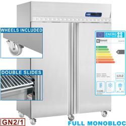 Frysskåp Gastroline 1400 liter - IE140/R2 1440x820x2070