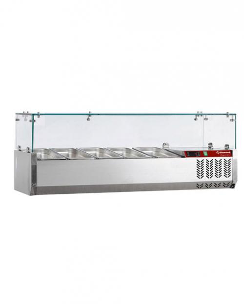 Kylranna-SX120-DV-R6-5xGN1-4-Hostskydd-i-glas-1200-mm