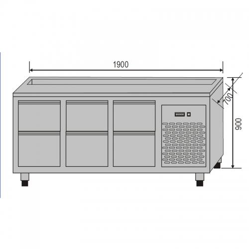 Rodex BKBF 190a