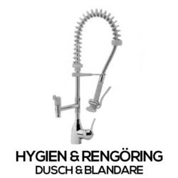 Dusch & Blandare