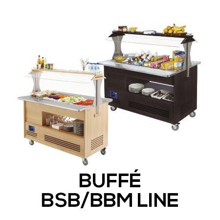 Buffé BSB/BBM Line