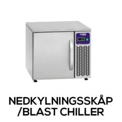 Nedkylningsskåp/Blast Chiller