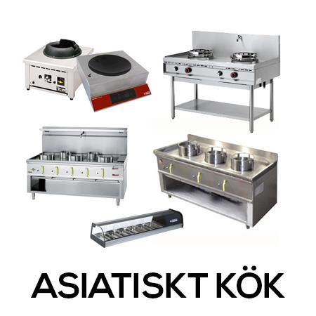 Asiatiskt Kök