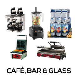 Café, Bar & Glass