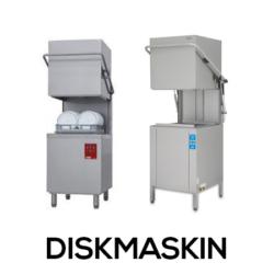 Diskmaskin