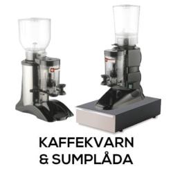 Kaffekvarn & Sumplåda