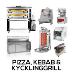 Pizza, Kebab & Kycklinggrill