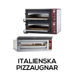 Italienska pizzaugnar
