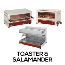 Toaster & Salamander