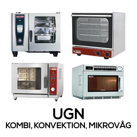 Ugn - Kombi, Konvektion, Mikrovåg