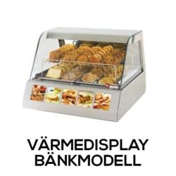 Värmedisplay - Bänkmodell