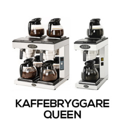 Kaffebryggare Queen