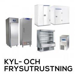 Kyl- och Frysutrustning