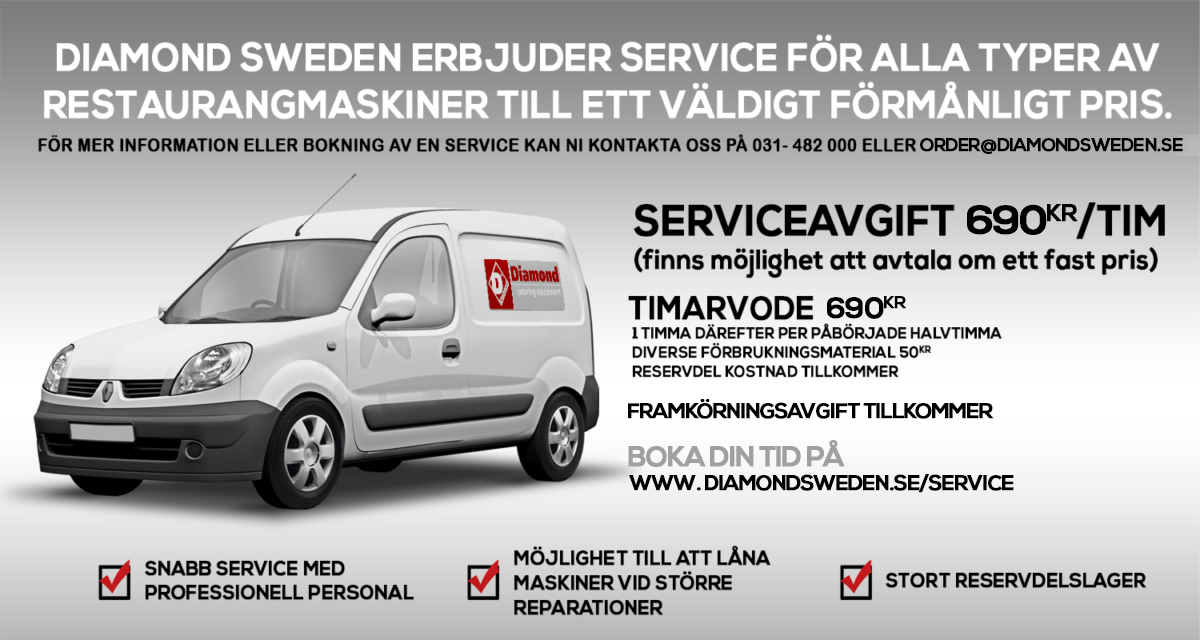 diamond service promo