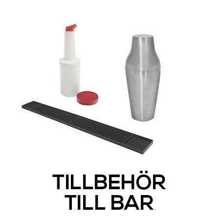 Tillbehör Till Bar