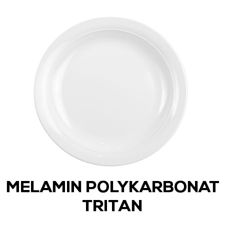 Melamin/Polykarbonat/Tritan