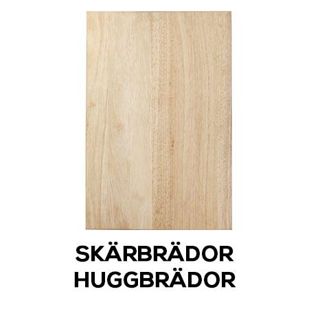 Skärbrädor/Huggbrädor