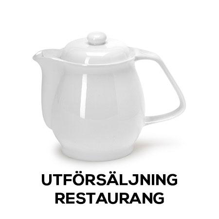 Utförsäljning Restaurang