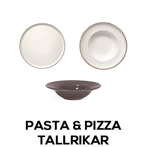 Pasta/Pizza Tallrikar
