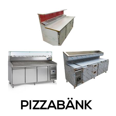 Pizzabänk